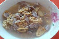 粽苞瘦肉汤的做法 粽苞瘦肉汤怎么做