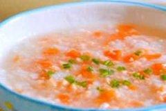 三文鱼蔬菜粥的做法 三文鱼蔬菜粥怎么做