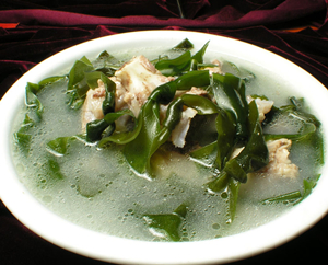 海带汤的做法  海带汤怎么做