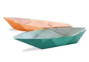 手工折纸纸船之折纸纸船手工教程