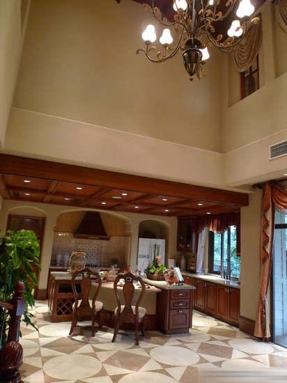 享受人生 大户型房屋装修效果图大全