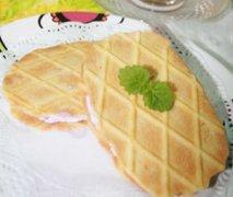 冰激凌三明治的做法 重现小时候的三明治雪糕