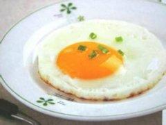 快手煎荷包蛋的做法 煎荷包蛋的做法大全