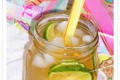 咸柑桔水的做法 夏季消暑饮品之咸柑桔水