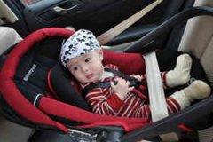 怎么给宝宝的乘车安全上把锁育儿知识