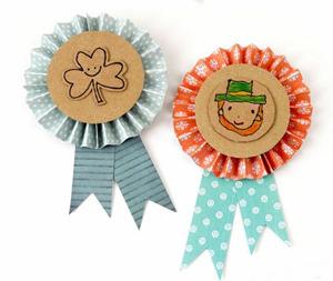 手工制作勋章之可爱漂亮的小勋章制作教程