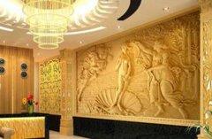 砂岩背景墙的特点有哪些 砂岩背景墙相关介绍