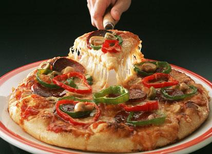 营养早餐披萨家常做法