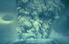 圣海伦斯火山大爆发来龙去脉的详细过程